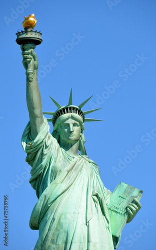 Papiers peints The Statue of Liberty in New York City, USA