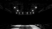 Fashion Show Stage, Empty Runw...