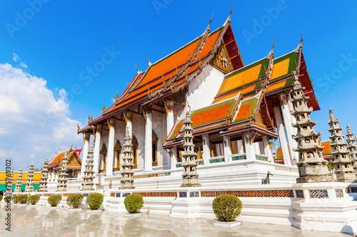 Photo Tempel Wat Suthat in Bangkok, Thailand