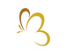 Butterfly Logo Template V.9