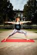 Yoga fighter