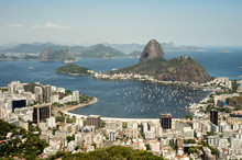 Botafogo Bay - Rio De Janeiro, Brasil