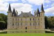 Weinbau Bordeaux: Historisches Chateau Pichon Longueville in Paulliac