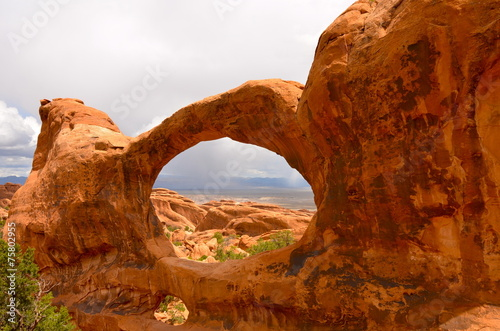 Keuken foto achterwand Natuur Park Beautiful Arches National Park, Utah, USA.
