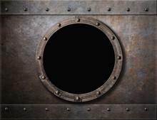 Submarine Armoured Porthole Or...