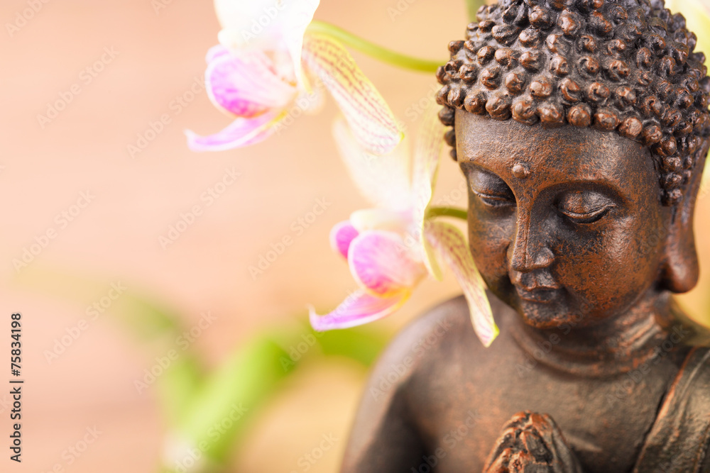 Buddha Fototapeta