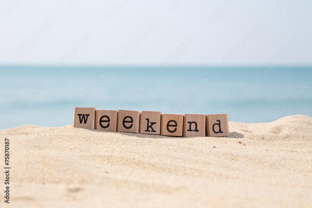 Fototapety, obrazy: Weekend breaks and beach holidays