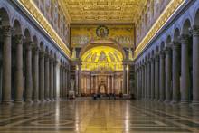 Basilica Of Saint Paul, Rome
