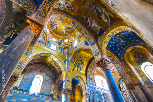 Deurstickers Palermo Palermo, Sicily