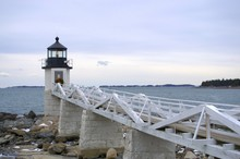 Marshall Point Light, Port Clyde Maine USA