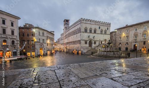 Photo Piazza IV Novembre a Perugia