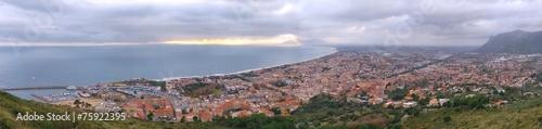 Valokuva  Veduta di Terracina - Latina - Lazio - Italia