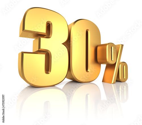 Tela  Gold 30 Percent