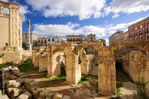Photo Lecce Anfiteatro Romano