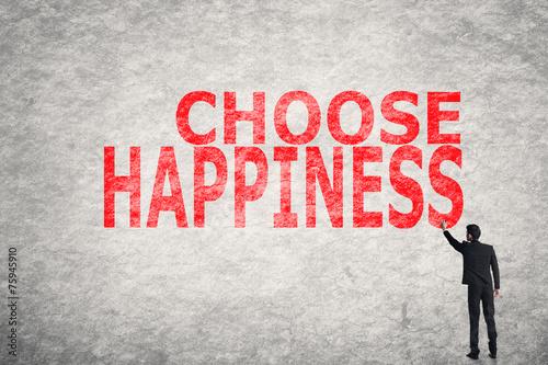 Photo  Choose Happiness