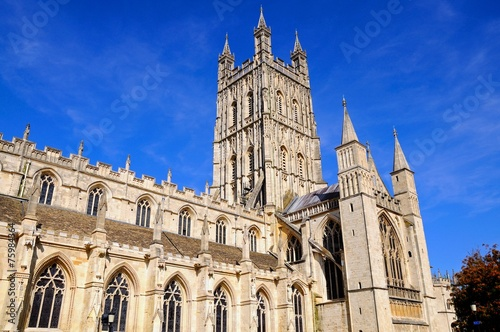 Photo  Gloucester Cathedral © Arena Photo UK