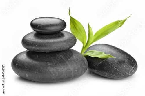Tuinposter Zen zen stones