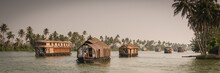 Traditional Indian House Boat ...