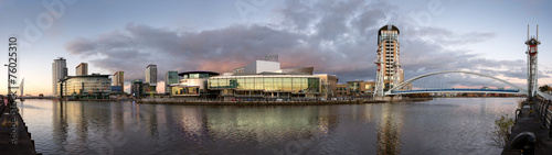 Photo  Salford Quays Panorama