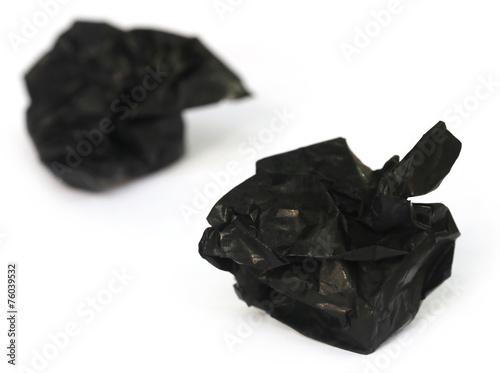 Fotografie, Obraz  Crippled Carbon paper