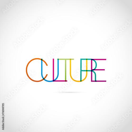 Fotografie, Obraz  culture
