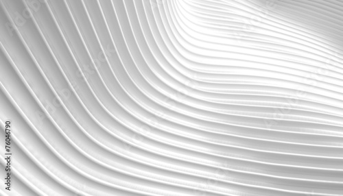 Poster Abstract wave line Background