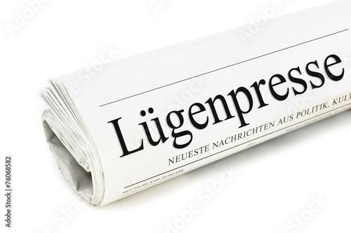 Photo  Lügenpresse
