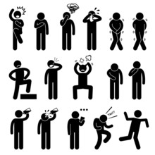 Human Action Poses Postures Cl...