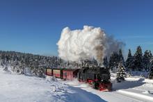 Brockenbahn Der Harzer Schmals...