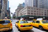 Fototapeta  - New York city Manhattan Fifth Avenue 5th Av US