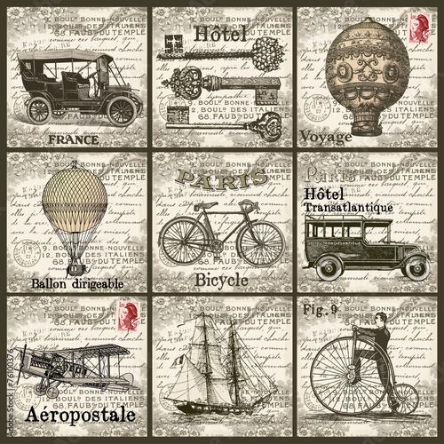 Collection Voyage en France