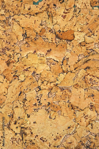 Photo sur Toile Les Textures Cork panel