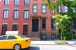 West Village in New York Manhattan buildings