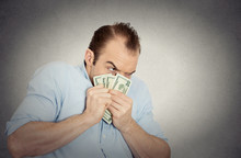 Greedy Banker Executive CEO Bo...
