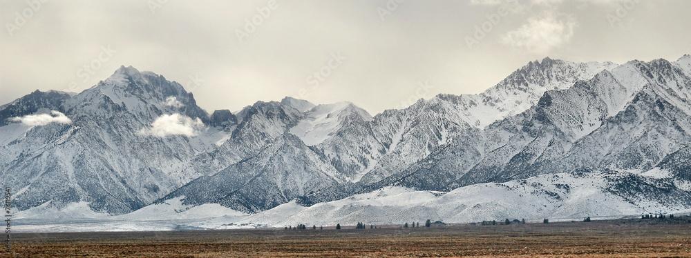 Fototapety, obrazy: Sierra Nevada