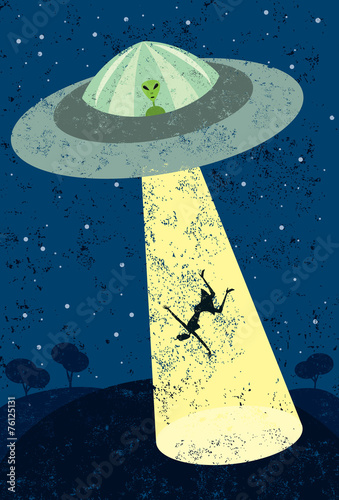 Photo  Alien Abduction