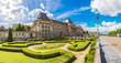 canvas print picture - The Royal Palace in Brussels
