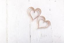 Heart-shaped Cutout St Valenti...