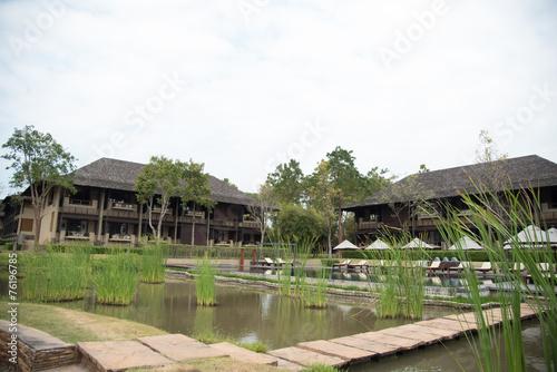 Fotografie, Tablou  building