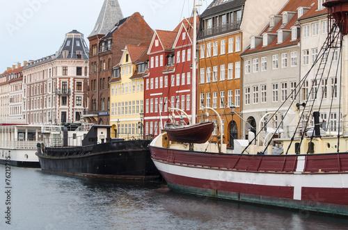 Deurstickers Brugge Copenhagen, Denmark