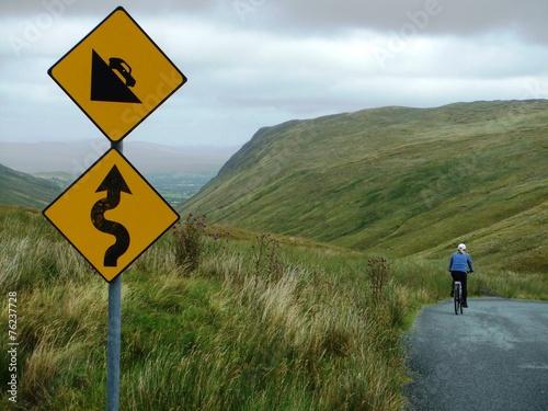Poster Nieuw Zeeland Irland