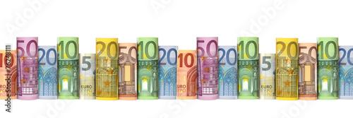 Fotografie, Obraz  Euro Banknoten
