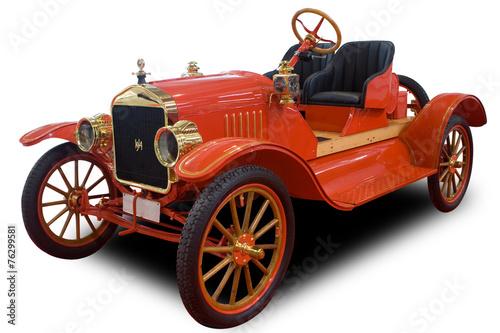 Vintage cars Antique Car