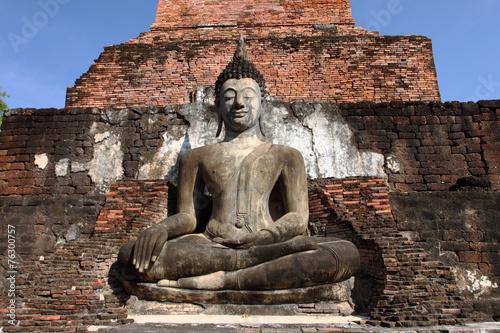 Fotografie, Obraz  Sukhothai Historical Park, Thailand