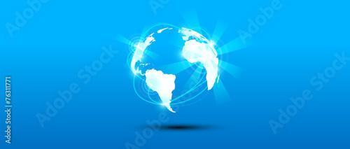 link, network, collegamento, internet, comunicazione #76311771
