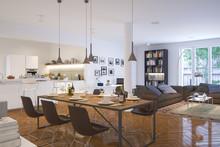 Apartment Wohnung Innenstadt -...