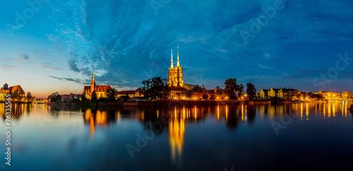Wroclaw panorama © Sergii Figurnyi