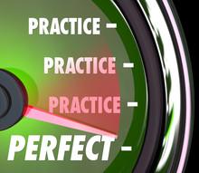 Practice Makes Perfect Speedom...