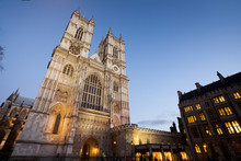 Westminster Abbey At Night, Lo...