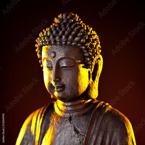 Buddhismus symbol Fototapeta
